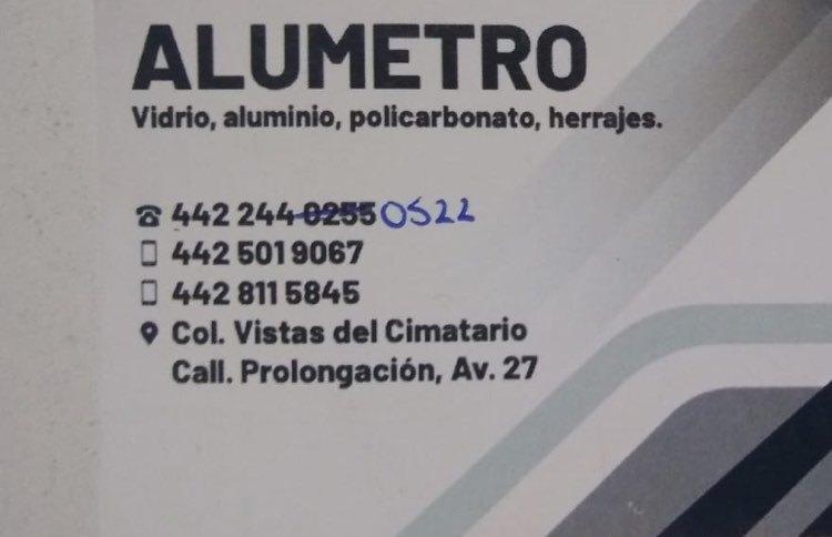 ALUMETRO