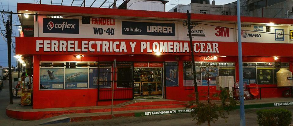 """Ferrelectrica y Plomeria """"cear"""""""