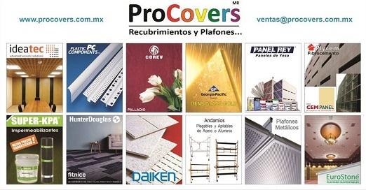PROCOVERS SA DE CV