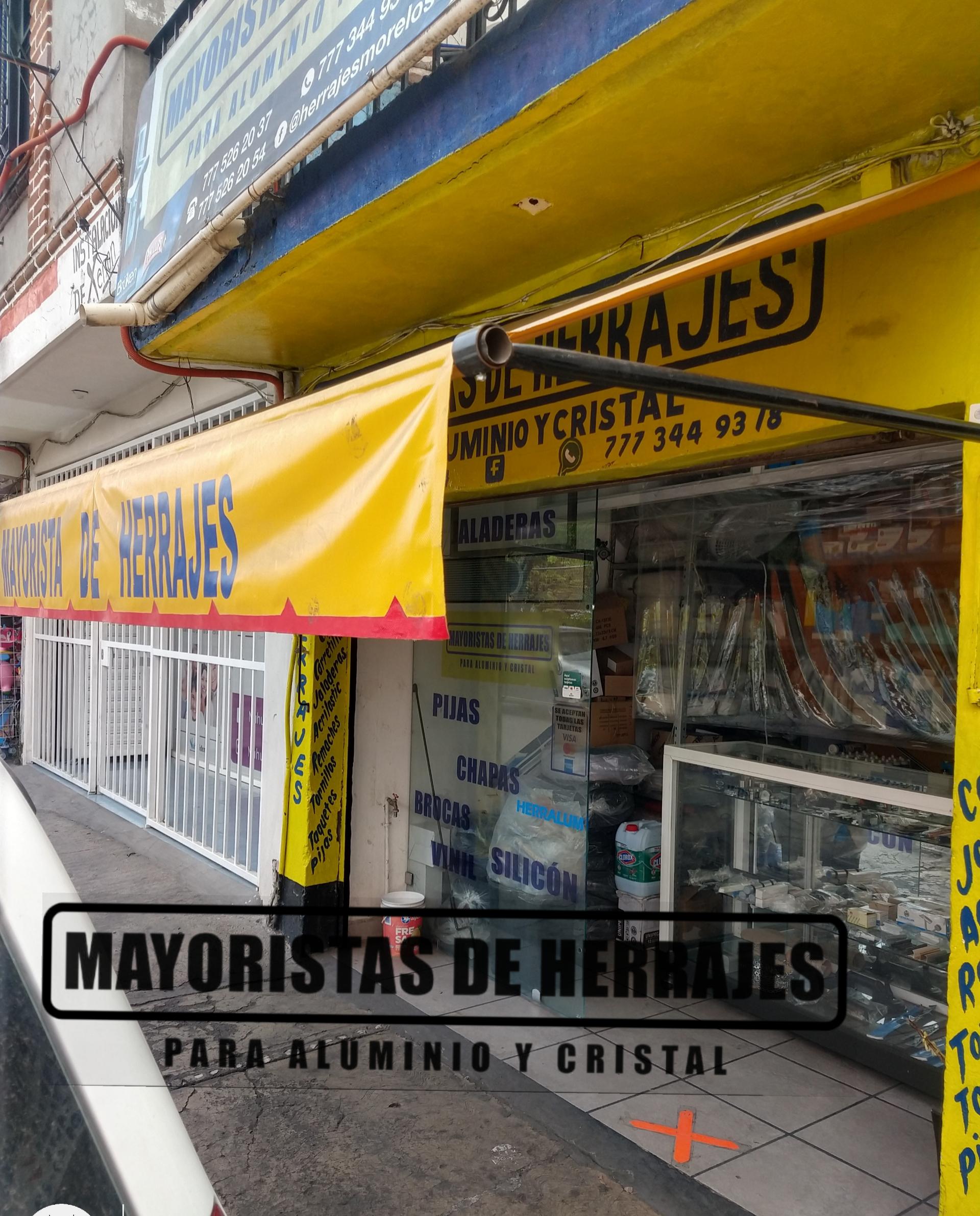 Mayoristas de Herrajes